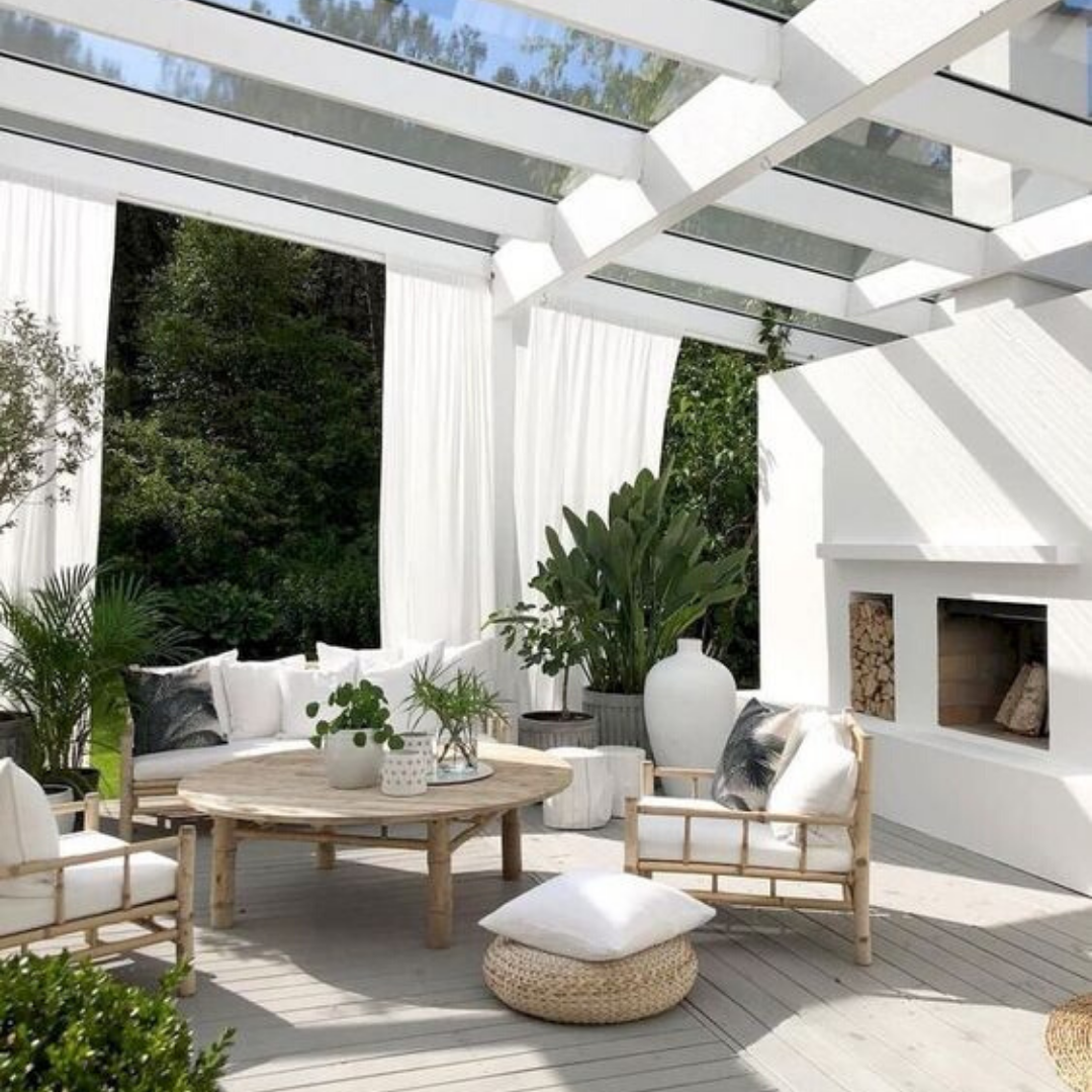 5 ways to make your outdoor area perfect for entertaining