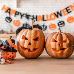 3 Fun ways to decorate your home for Halloween